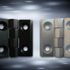 Thumbnail image for 50mm nested door hinge offers 180°/270° opening – from FDB Online