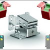 Thumbnail image for New PINET concealed parallelogram hinges
