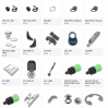 Thumbnail image for Panel Fittings accessories from our Online store