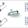 Thumbnail image for PINET small aluminium spring-loaded latch