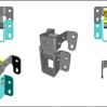 Thumbnail image for Wide range of stainless steel hinges for specialist enclosure and cabinet building