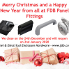 Thumbnail image for Merry Christmas and a Happy New Year from all at FDB Panel Fittings