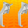 Thumbnail image for New DIRAK cabinet stainless steel IP65 L-handle