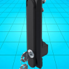 Thumbnail image for DIRAK new IP65 swinghandle for flat rod closure systems