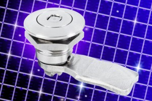 IP65 low profile stainless steel safety lock