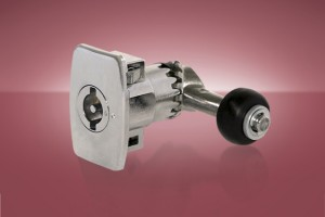 IP65 Planetary compression latch
