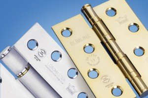 Heavy duty architectural hinges