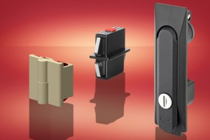 FDB's SNAP-LINE package of panel joiner module, hinge and swinghandle