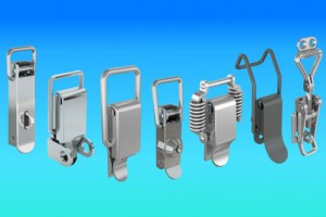Toggle latches from Rocfast at FDB Panel Fittings