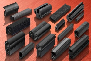 Enclosure gasket profiles from FDB Panel Fittings
