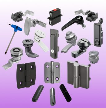 Panel Fittings for every enclosure from FDB