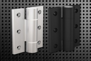 Heavy duty spring close hinges from FDB Panel Fittings