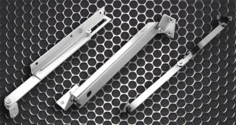 FDB telescopic stays for enclosure doors