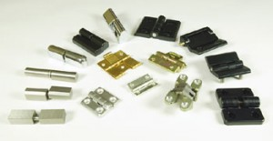 A selection of Hinges from FDB Panel Fittings