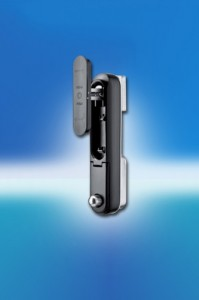 New tamper proof concealed T handle from FDB Panel Fittings