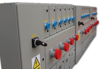 FDB Electrical custom built power protection panels