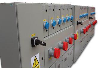 FDB Electrical custom built power protection panels