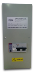 FDB 11 enclosed RCD panel