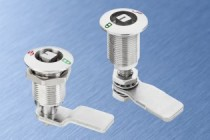 Low profile stainless compression latches from FDB Panel Fittings