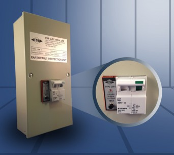 FDB 11 enclosed RCD protection unit