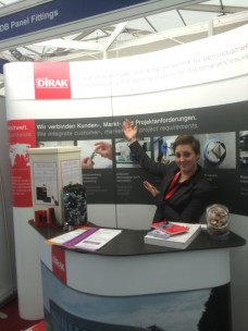 FDB Panel Fittings at Southern Manufacturing Exhibition