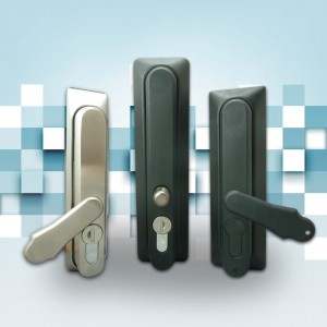 Swinghandles from FDB Panel Fittings are available online