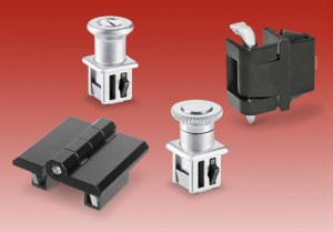 SNAPLINE hinges and panel joiners
