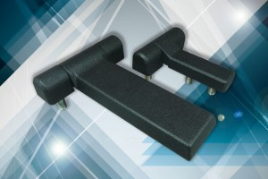 Pedestal hinges from FDB Panel Fittings