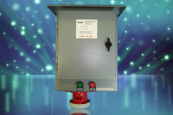 Electrical Earth Monitoring and RCD protection from FDB Electrical