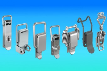 Toggle latches from FDB Panel Fittings