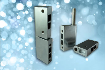Pin hinges from FDB Panel Fittings for industrial cabinets
