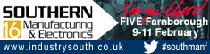 FDB Panel Fittings at Southern Manufacturing Exhibition 2016