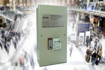 FDB11 RCBO offers Approved Network Rail DC Immune Protection for electrical equipment in DC areas