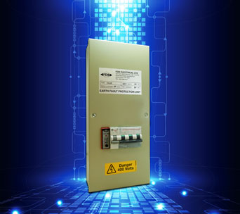 FDB13 - 400V 3 phase DC immune protection from FDB Electrical
