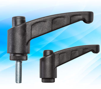 Adjustable clamping lever from FDB Panel Fittings