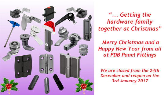 Merry Christmas - Happy New Year from all at FDB