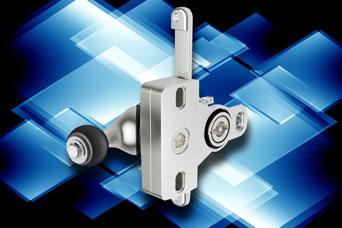IP65 insert compression latch/lock from FDB Panel Fittings