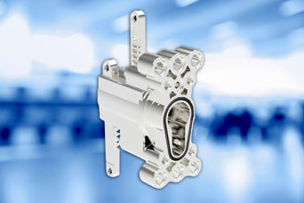 IP65 2 point cabinet latching from FDB Panel Fittings