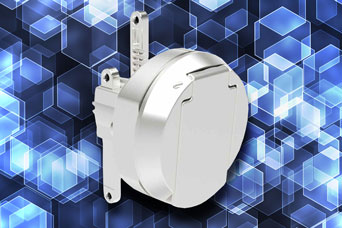 IP65 2 point latching with protected locking profile cylinder from FDB Panel Fittings