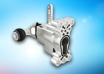 IP65 roller cam compression latch from FDB Panel Fittings