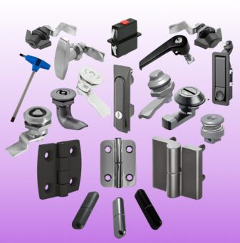 Panel Fittings from FDB for every enclosure