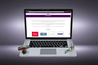 FDB Panel Fittings new website - enhanced style and functionality