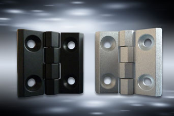 50mm nested door hinge offers 180°C/270°C opening – from FDB Online