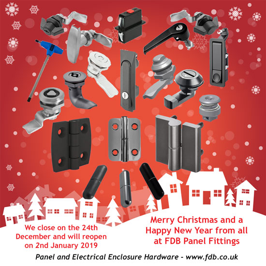 Merry Christmas from FDB Panel Fittings