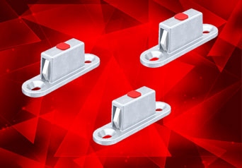 DIRAK DST stainless steel fastener from FDB Panel Fittings