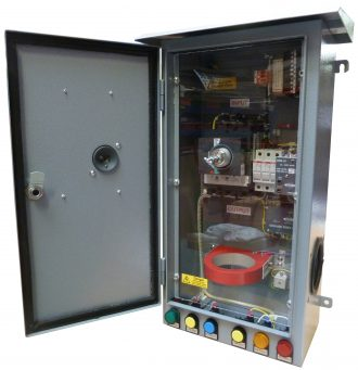 FDB custom panels for electrical control and protection