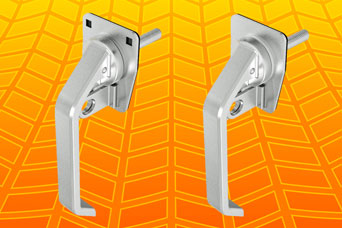 New DIRAK cabinet L-handle from FDB Panel Fittings